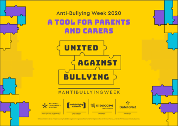 Anit-bullying Parent's Guide